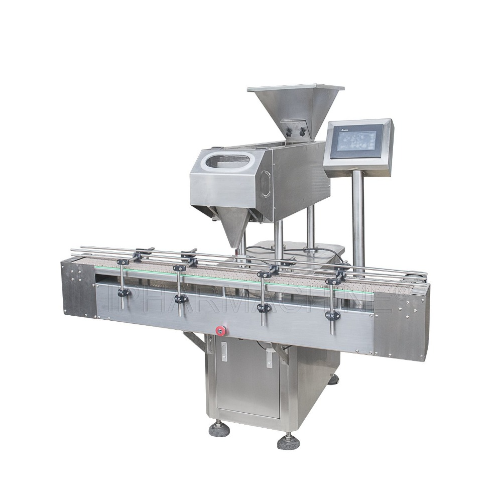 automatic capsule&tablet Electric counting machine high speed GMP
