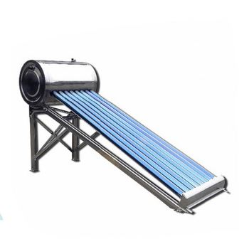 Room Water Heater Solar Powered Portable Heater