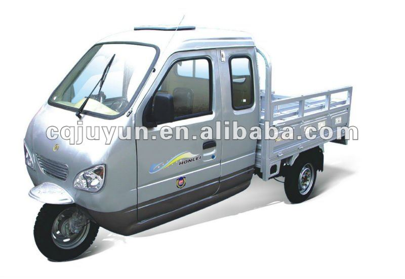 motor tricycle/150cc water-cooled garbage tricycle HL250ZH-3B1