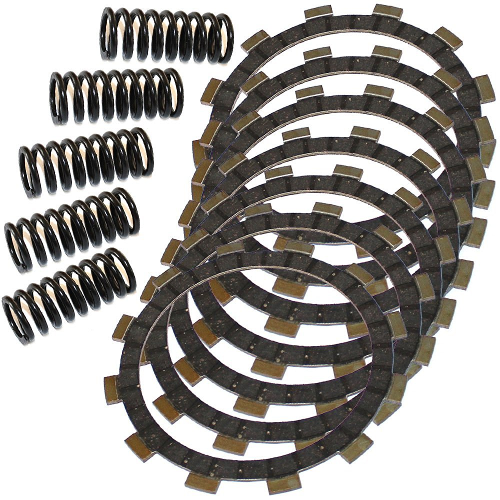 Buy Caltric CLUTCH FRICTION PLATES & SPRINGS Fits YAMAHA YZ125 YZ