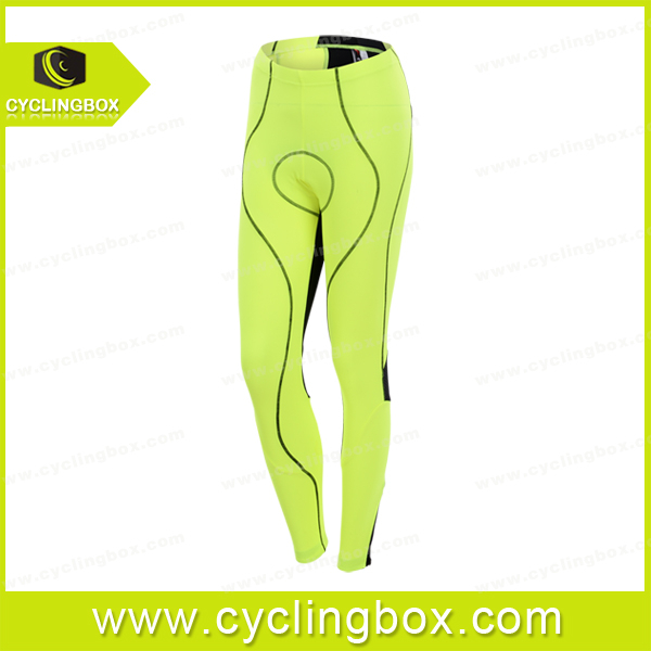 Thermal 2015 Innovation design tight cycling/biking pants with compression