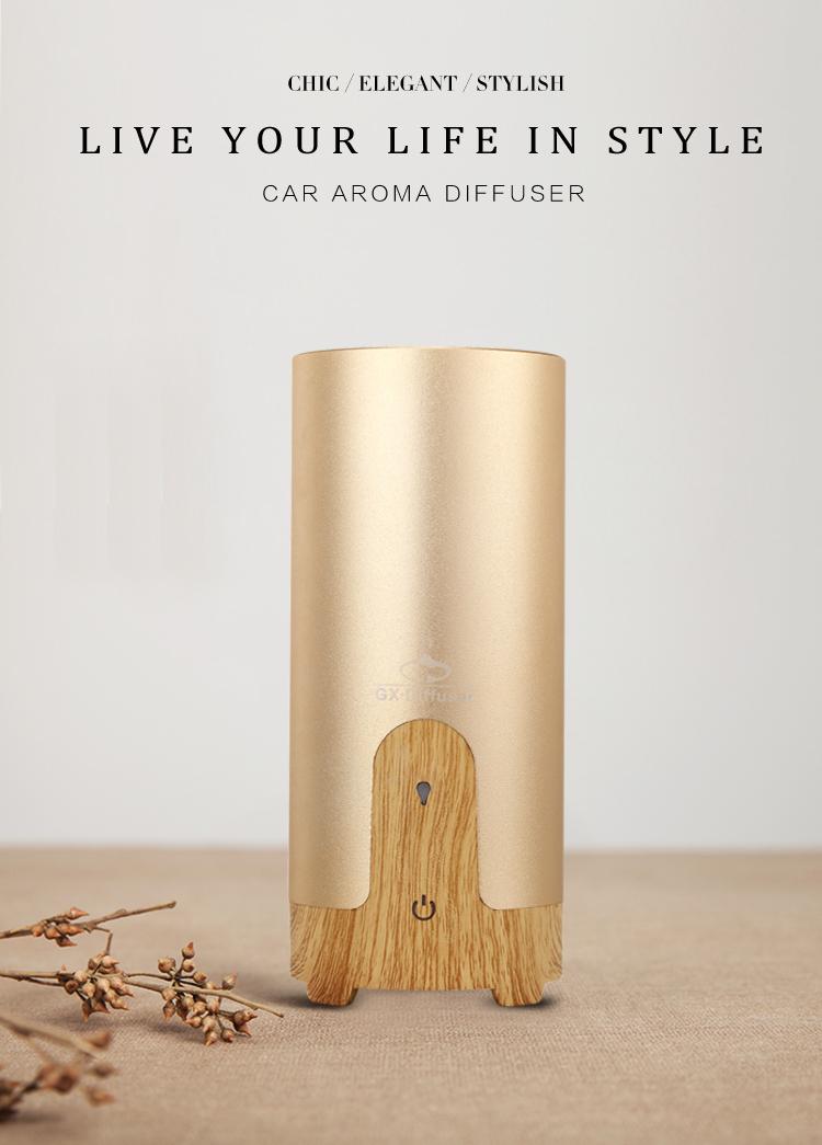 purespa essential oil diffuser user manual