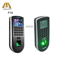High Security Standalone Fingerprint Access Rfid Door F19 Access Controller With Keypad
