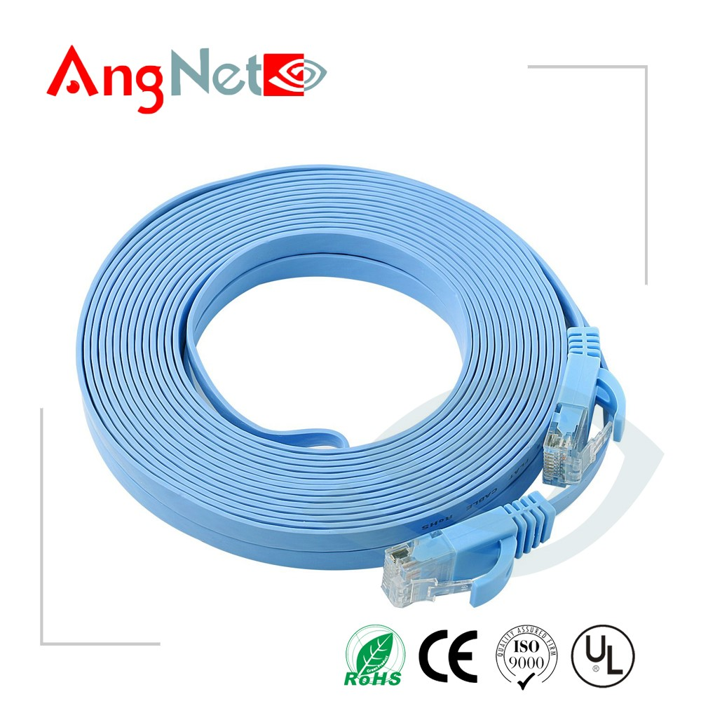 cat6 rj45 flat cable Patch cales