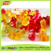 bear shape jelly candy candy spider shaped gummy candy made in China