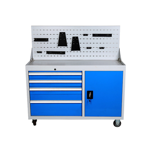 Metal Tool Chest Wholesale Trolley Toolbox Used Industrial Workbenches