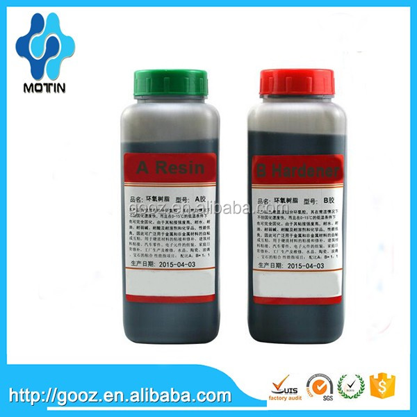 Hot Sale Araldite Epoxy Resin Clear and Hardener Adhesive