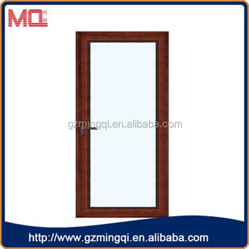 Half Aluminum And Half Glass Interior Door MQ EM97