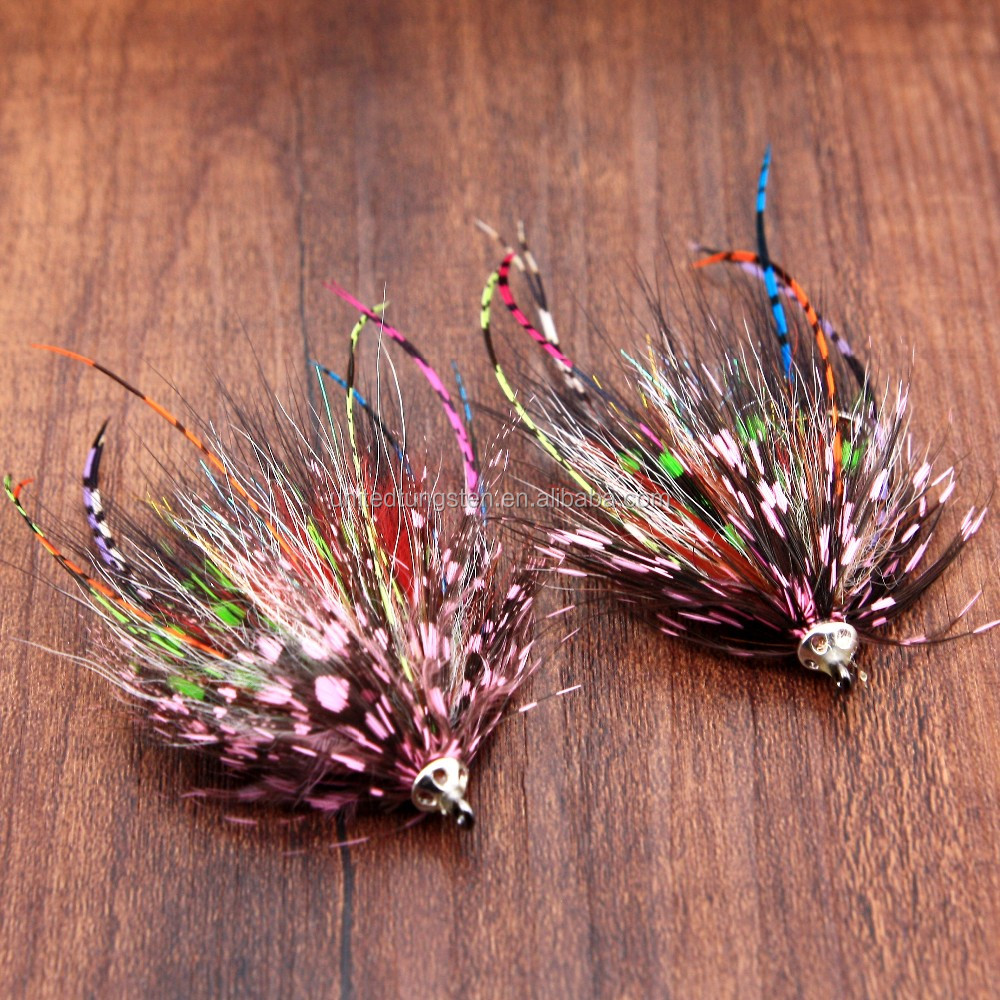 Artificial fishing lure streamer fly fishing flies buy for Fly fishing lure