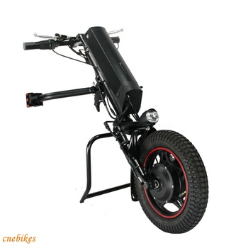 CNEBIKES 36V350W Electric Attachable Handcycle for Standard WheelChair with 11.6Ah Lithium Battery