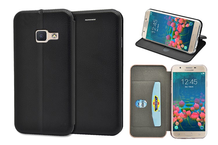 2016 mobile phone wallet case flip cover for Samsung galaxy J5 prime
