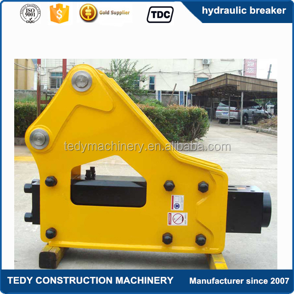 7-14ton cat70 cat307 cat308 cat311 cat312 313 excavator used attachmetns high quality hydraulic rock breaker for excavator sale