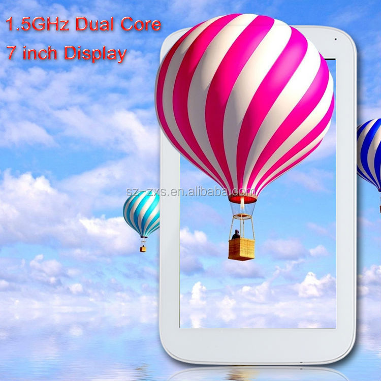 google android phone A23 dual core tablet pc dual sim mid support wifi and E-book 7 inch china 2G mini mid