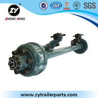 selling products Trailer Axle 6T Agriculture Farming Axle for truck trailer