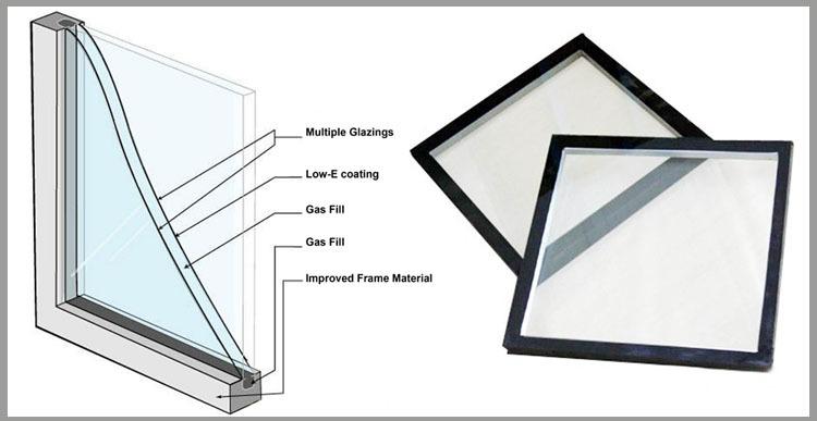 Aluminum Window Details : Aluminum frame glass curtain wall price