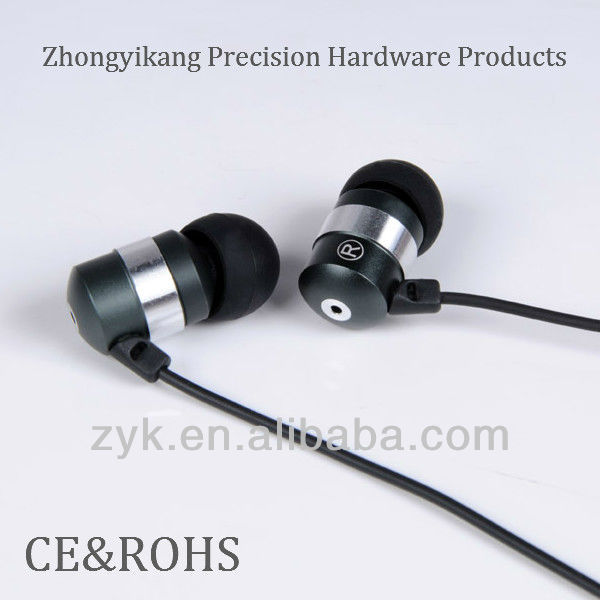 High quality headphone and earphone with mic