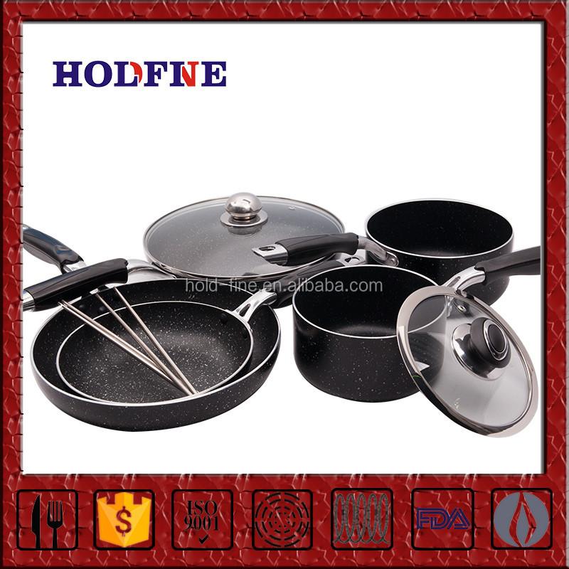Herramienta de la cocina en casa juegos de utensilios de for Utensilios de cocina de aluminio