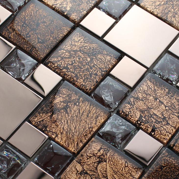 Alta calidad cuadrícula vidrios del marco para mosaico de ...