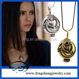 Vampire Diaries Elena Vervain Necklace, Vampire Diaries Elena