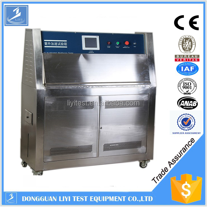 UV Lamp Fabric Aging Test Chamber LY-ZW