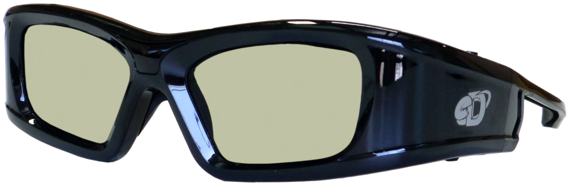 SONY Active Bluetooth 3D Glasses Rechargeable Compatible TDG-BT500A + TDG-BT400A 3-D Glasses by eDimensional