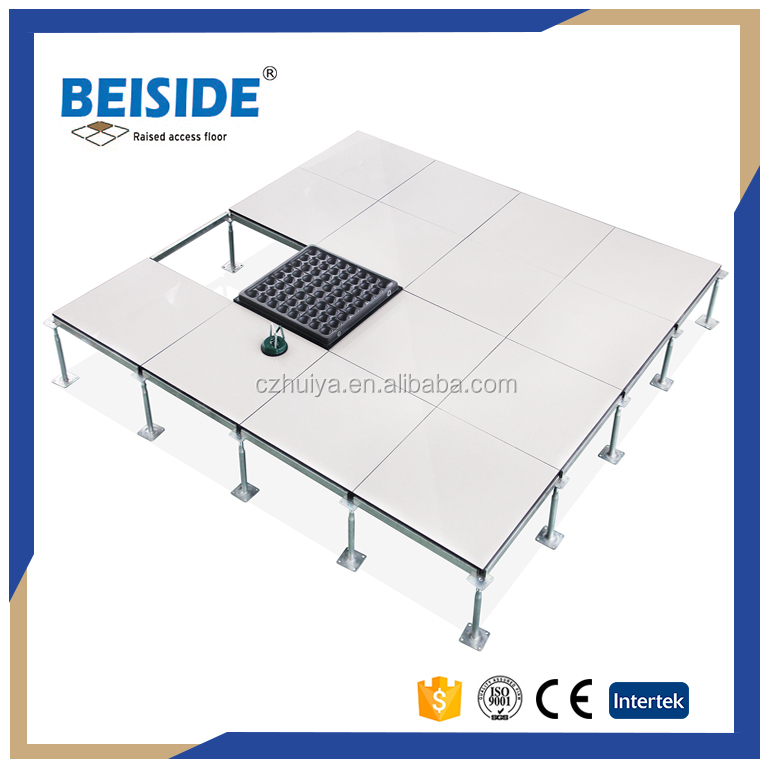 Raised Access Floor Tiles With Ceramic Covering Buy Raised Access