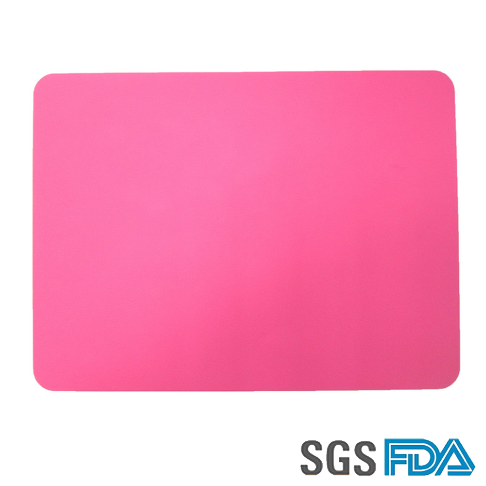 Hot selling food grade silicone mat heat silicone drying mat with custom printing