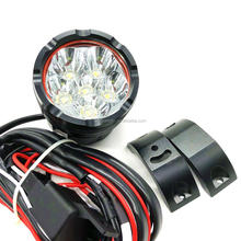 Exquisite workmanship automobiles & motorcycles spare parts led fog lights for honda