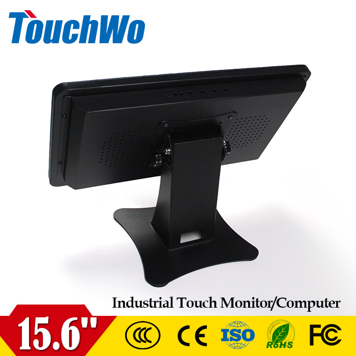 Factory Directly lcd/led industrial touch screen monitors for xcmg spare parts
