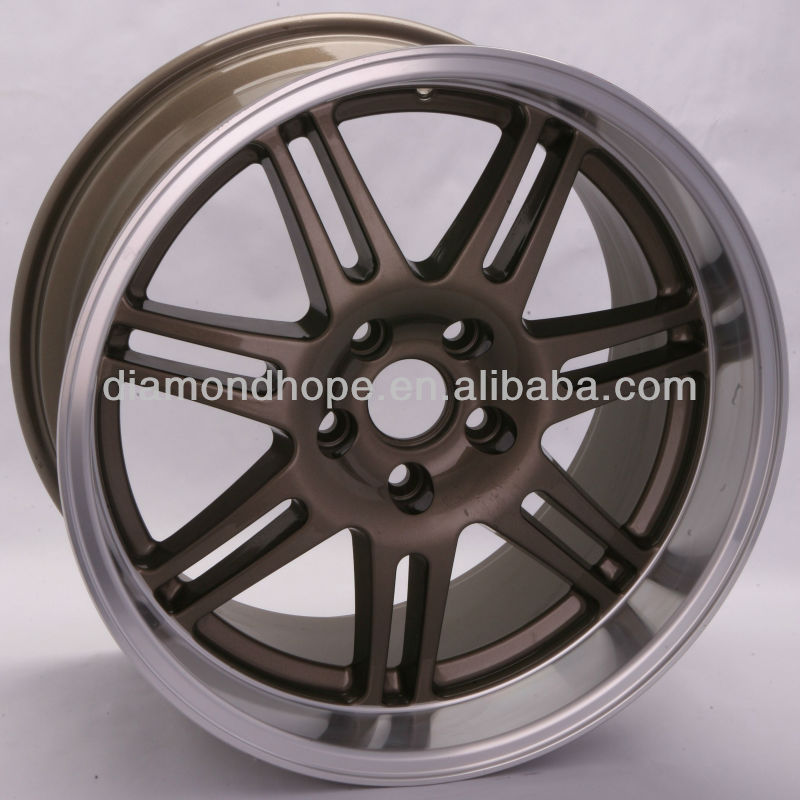 18 inch deep dish painted Aluminum Alloy Wheel(ZW-H708)