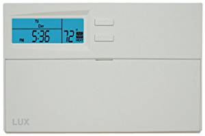 Lux Products HP2110 Smart Temp Programmable Heat Pump Thermostat