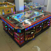 2015 fish hunter arcade games ,arcade fishing game machine,shooting fish game for sale