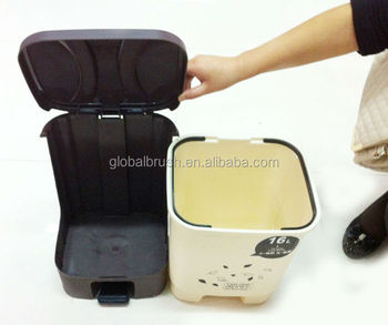 Bathroom Accessories Dubai hq2365 bathroom accessories dubai foot pedal pp dust bin waste