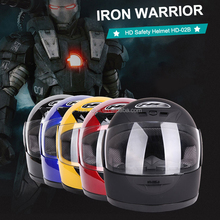 2017 new style ABS materia full face helmet cross helmet with DOT