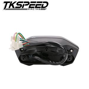 Universal sdometer motorcycle LCD Digital Sdometer Odometer Backlight on