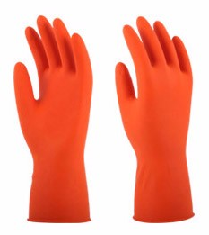 2017 Cheap cut resistant heat resistant household waterproof car wash latex gloves