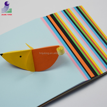 Wholesale 10 colored mixed uncoated a4 woodfree copy paper