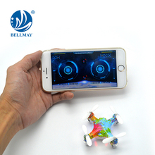 Bemay Mainan Bluetooth Control Smartphone APP Kontrol <span class=keywords><strong>Mini</strong></span> Pocket <span class=keywords><strong>Drone</strong></span> Mainan