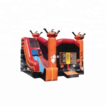 NEVERLAND TOYS inflatable castle inflatable jumping castle halloween inflatable