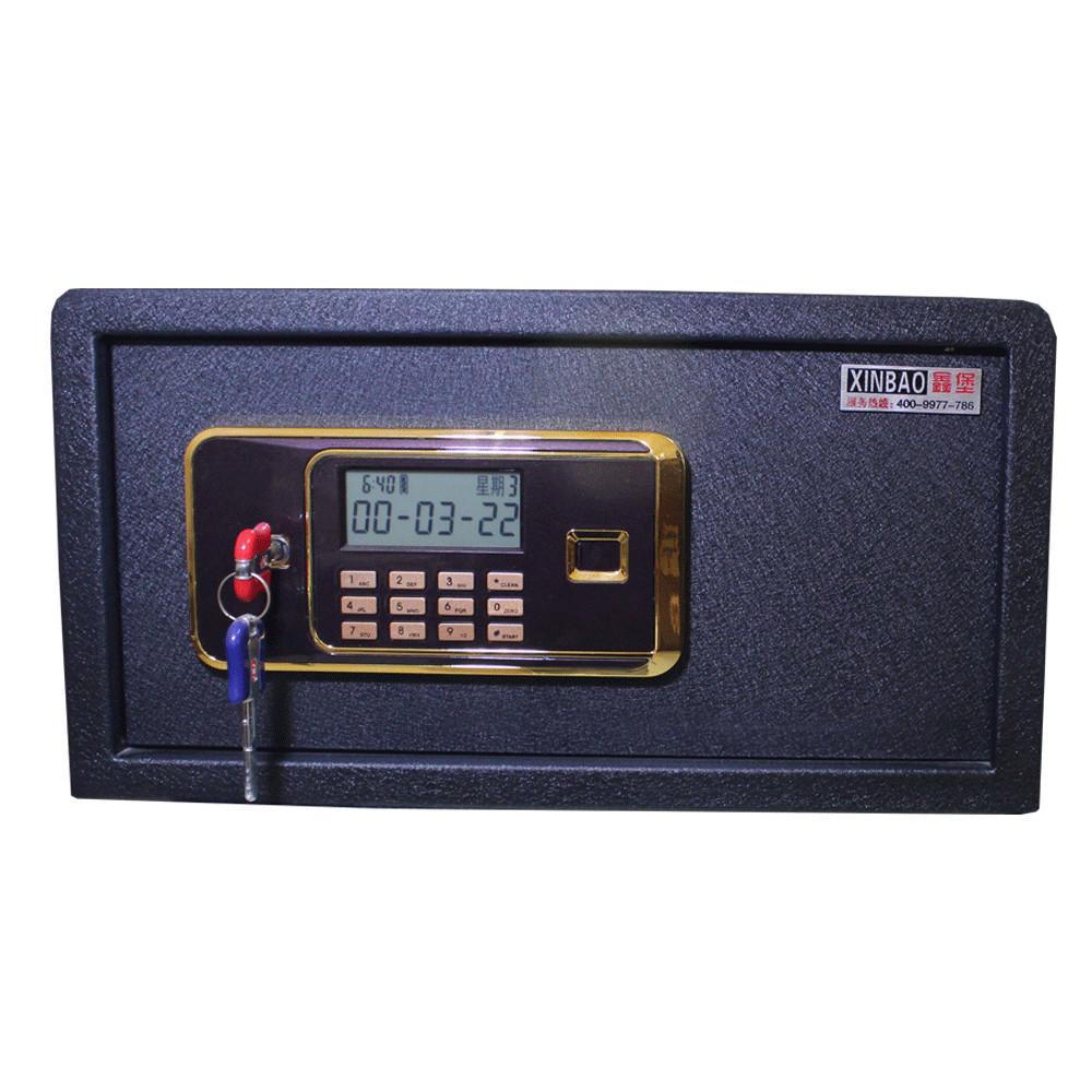 Mini Size Fireproof Master Code Digital Electronic Portable Safe ...