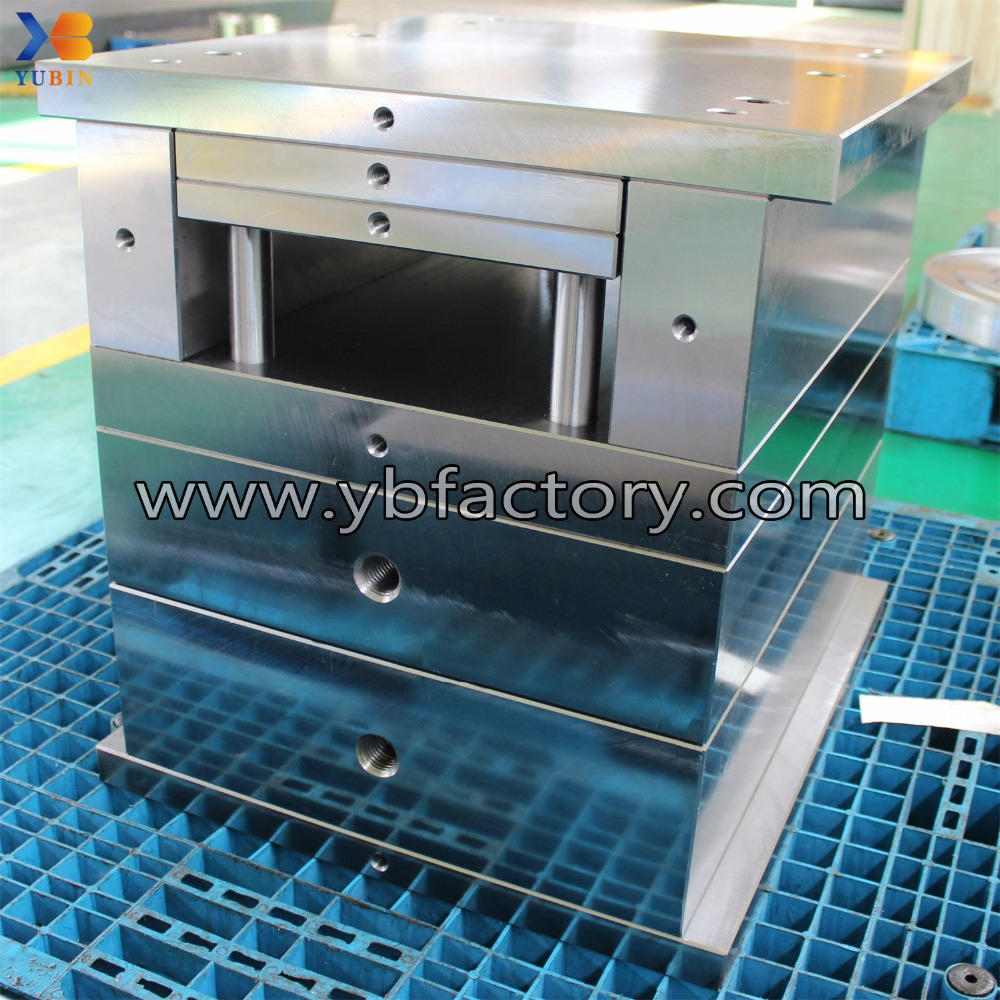 Customized CNC Machining Plastic Injection Mould Base