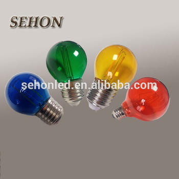 Christmas Light Bulbs.Colorful Small Led Bulb 1w G45 Yellow Blue Green Led Colored Christmas E27 Light Bulb Buy Christmas Led Bulb Christmas Light Bulbs Led Bulb Colorful