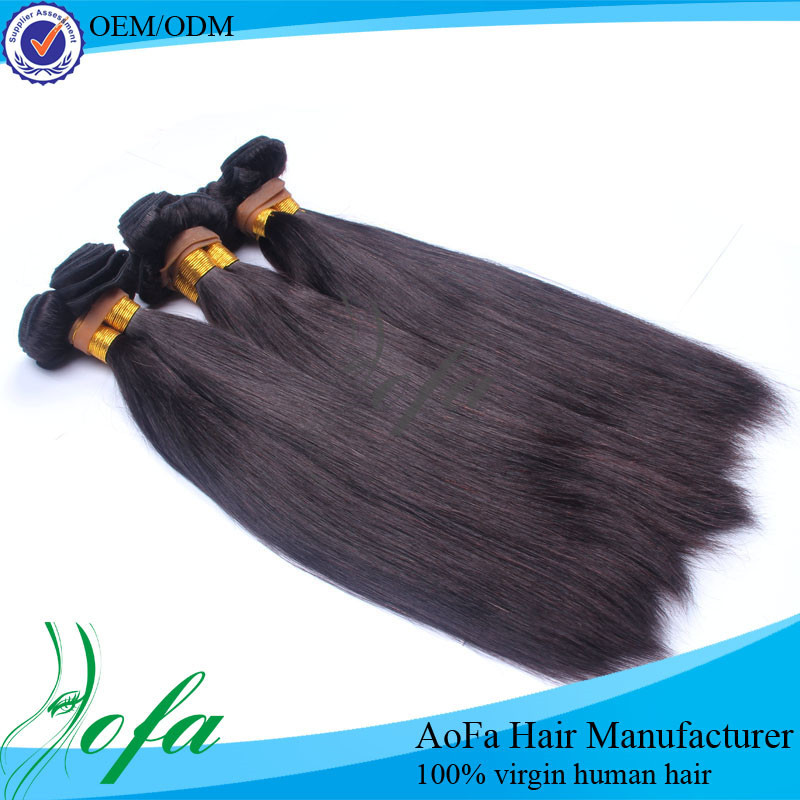 China gold supplier 5A grade unprocessed euronext hair extensions