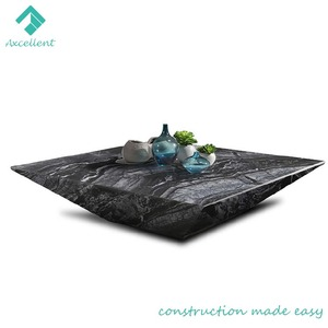 Black marble table home furniture for sale