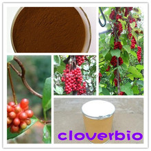 Powder Form and Fruit Extract Type Schizandra extract