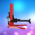 Factory Price High Quality Car Elevator 3T Portable Car Lift Single Post Car Lifts