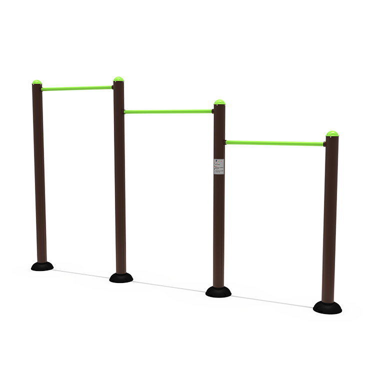High quality outdoor horizontal bar fitness equipment Strong body exercise arm muscles gym equipment