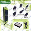 outdoor convenient back pack charger solar cell phone charger bag