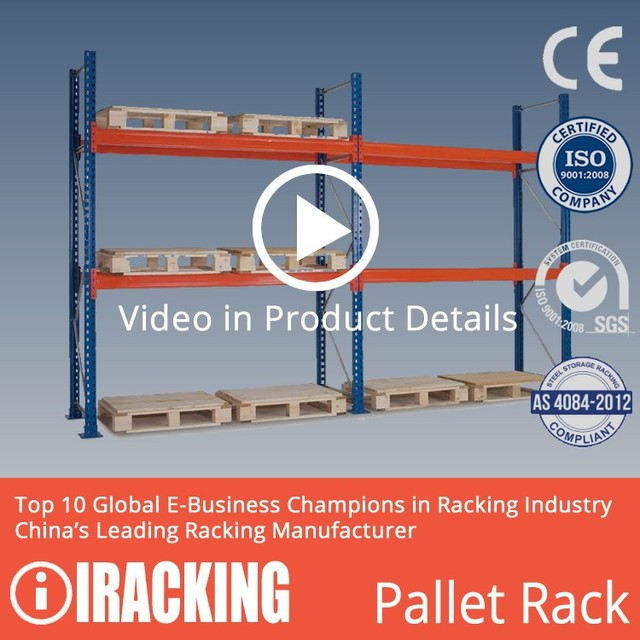 Adjustable Steel Decking Warehouse Shelves Wholesale, Shelves ...