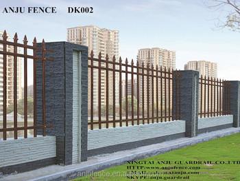 Modelli In Ferro Battuto Muro Del Giardino Recinzione Prefabbricati Con Prezzo Inferiore Buy Ferro Recinzione Prefabbricati Recinzione In Ferro